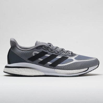 adidas Supernova+ Men's Grey/Core Black/Blue Oxide