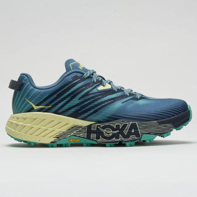 Hoka One One Speedgoat 4 Women's Provincial Blue/Luminary Green