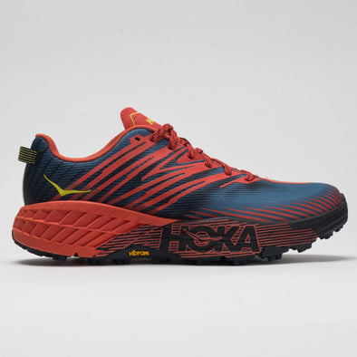 Hoka One One Speedgoat 4 Men's Fiesta/Provincial Blue