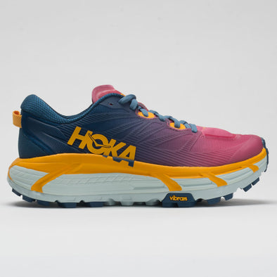 Hoka One One Mafate Speed 3 Women's Moroccan Blue/Saffron