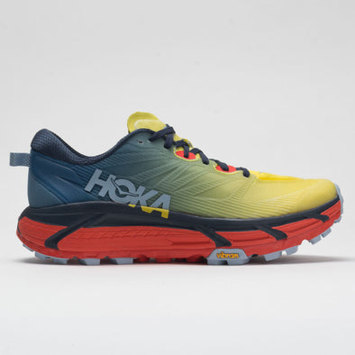 Hoka One One Mafate Speed 3 Men's Provincial Blue/Fiesta