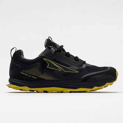 Altra Lone Peak All-Weather Men's Black/Yellow