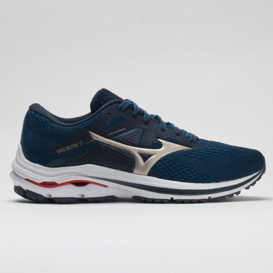 MIzuno Wave Inspire 17 Men's India/Ink