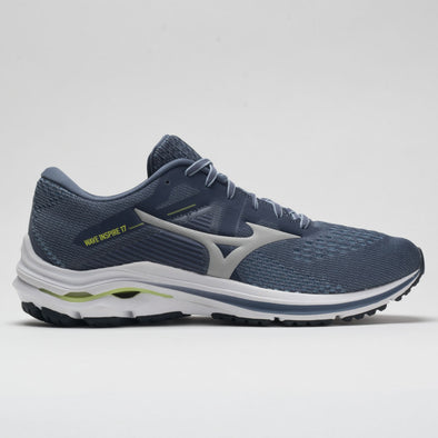 Mizuno Wave Inspire 17 Men's Folkstone Gray
