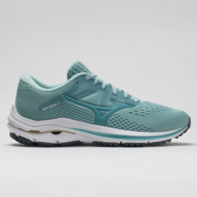 Mizuno Wave Inspire 17 Women's Eggshell Blue/Dusty Turquoise