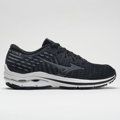 Mizuno Wave Inspire 17 Waveknit Men's Black/Shade