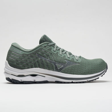 Mizuno Wave Inspire 17 Waveknit Men's Green Bay/Micro Chip