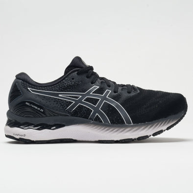 ASICS GEL-Nimbus 23 Men's Black/White