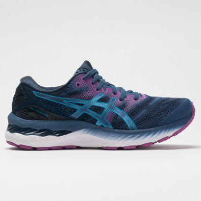 ASICS GEL-Nimbus 23 Women's Grand Shark/Digital Aqua