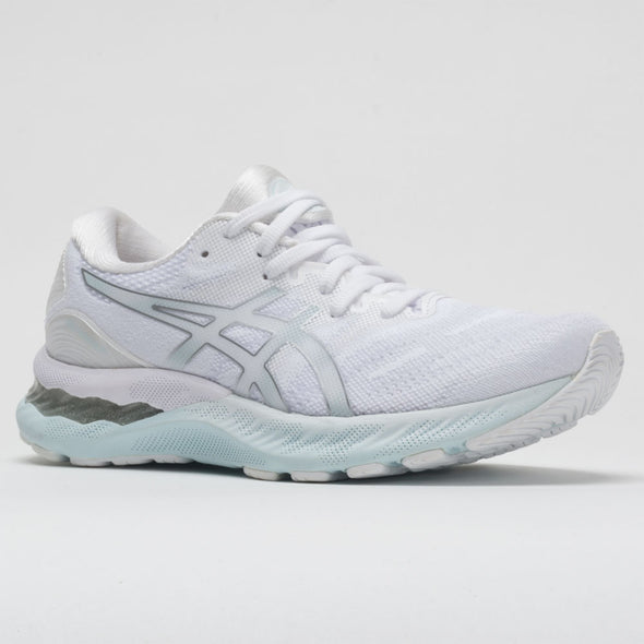 ASICS GEL-Nimbus 23 Women's White/Pure Silver