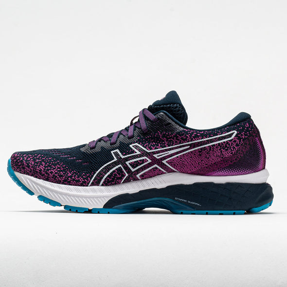 ASICS GT-2000 9 Knit Women's French Blue/White