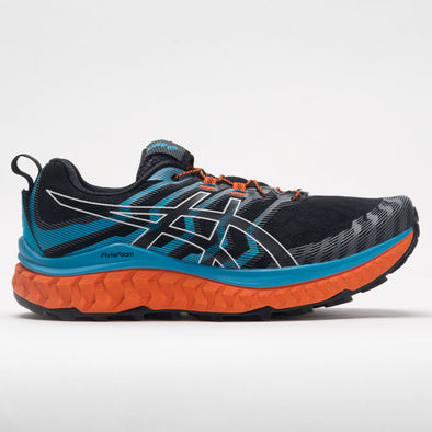 ASICS Trabuco Max Men's Black/Digital Aqua