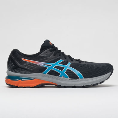 ASICS GT-2000 9 Trail Men's Black/Digital Aqua