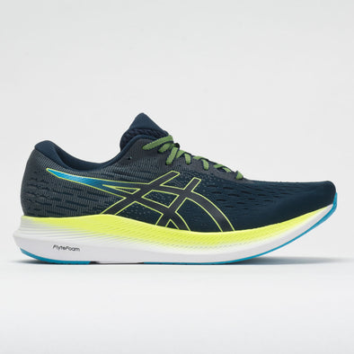 ASICS EvoRide 2 Men's French Blue/Hazard green
