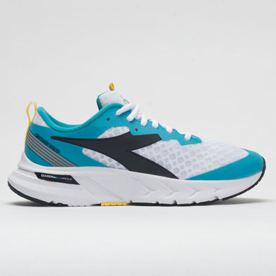 Diadora Mythos Blushield Volo Women's White/Scuba Blue