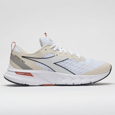 Diadora Mythos Blushield Volo Men's White/Almond Milk/Mecca Orange