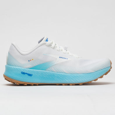 Brooks Catamount Women's White/Iced Aqua/Blue