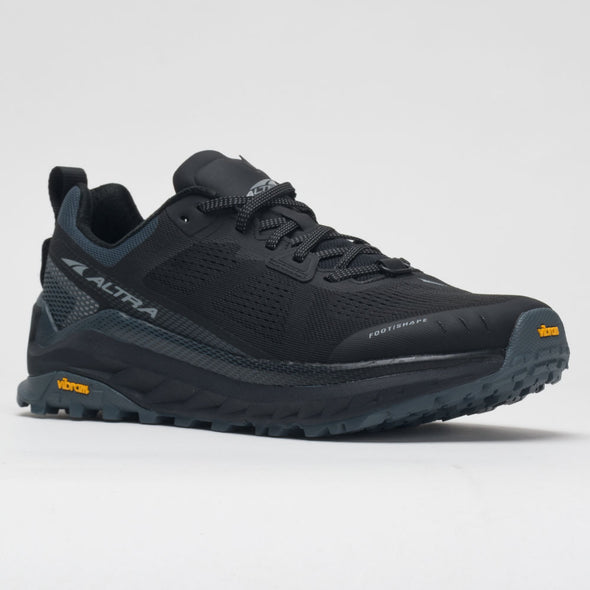 Altra Olympus 4 Men's Black Steel