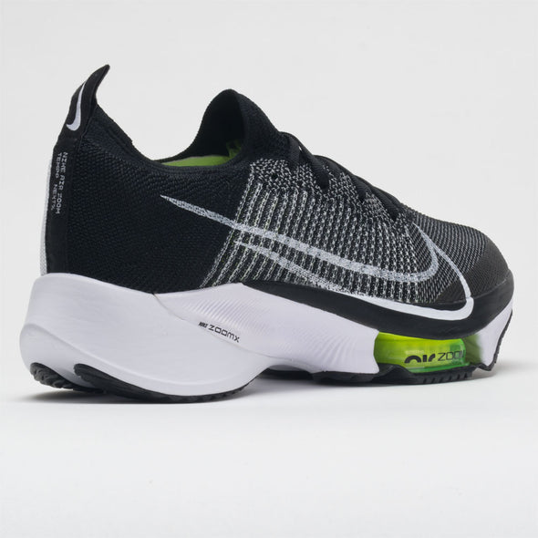Nike Air Zoom Tempo Next% Men's Black/White/Volt