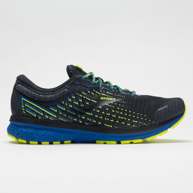 Brooks Ghost 13 Pixel Pack Men's Black/Blue/Nightlife