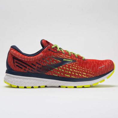 Brooks Ghost 13 Pixel Pack Men's Tomato/Navy/Nightlife