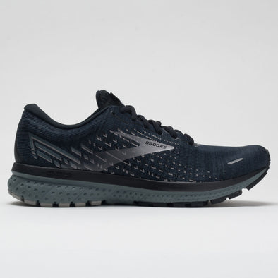 Brooks Ghost 13 Men's Black/Gray/Stormy