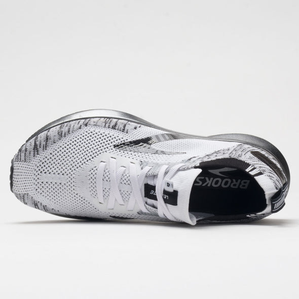 Brooks Levitate 4 Women's White/Black