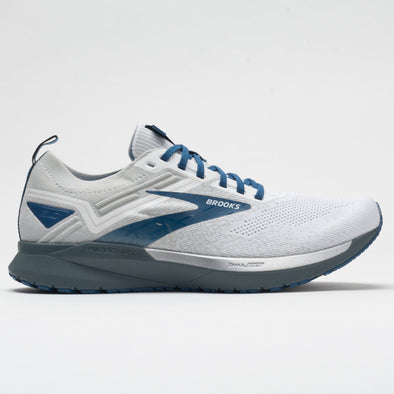 Brooks Ricochet 3 Men's White/Gray/Blue