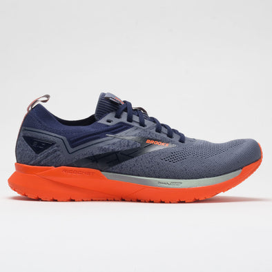 Brooks Ricochet 3 Men's Navy/Gray/Scarlet