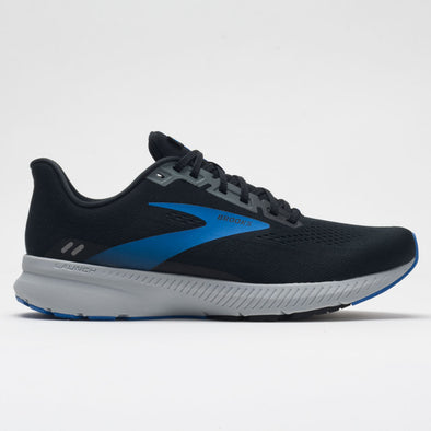 Brooks Launch 8 Men's Black/Gray/Blue