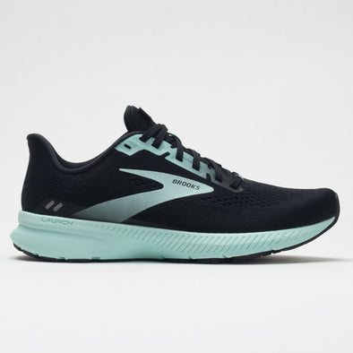 Brooks Launch 8 Women's Black/Ebony/Blue Tint