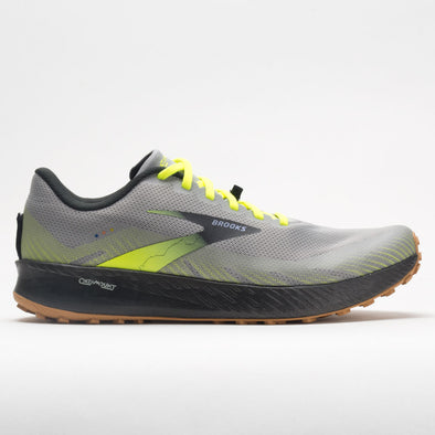 Brooks Catamount Men's Gray/Nightlife/Black