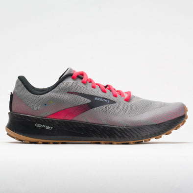 Brooks Catamount Women's Alloy/Pink/Black