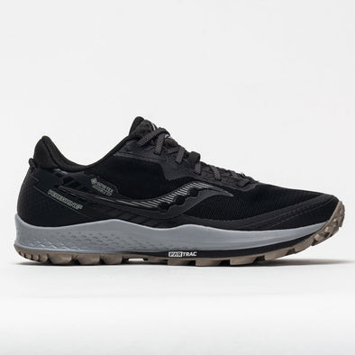 Saucony Peregrine 11 GTX Men's Black/Gravel