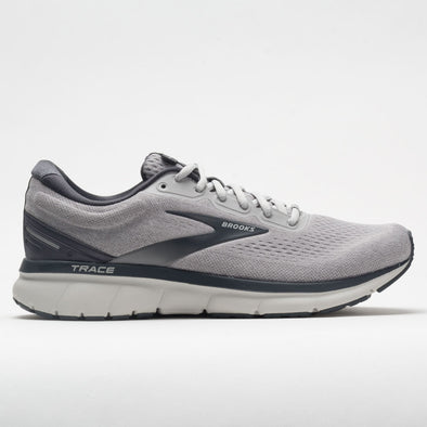 Brooks Trace Men's Alloy/Gray/Ebony
