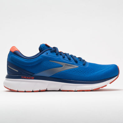 Brooks Trace Men's Blue/Navy/Orange