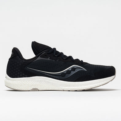 Saucony Freedom 4 Men's Black/Stone