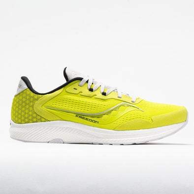 Saucony Freedom 4 Men's Citrus/Fog