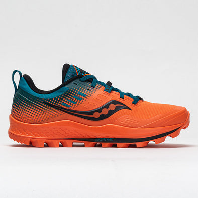 Saucony Peregrine 10 ST Men's Orange/Blue