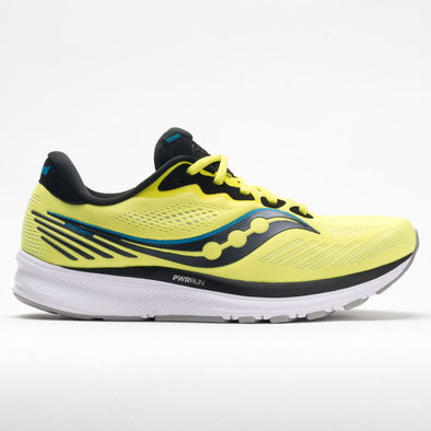 Saucony Ride 14 Men's Citrus/Black