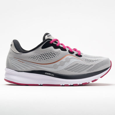 Saucony Ride 14 Women's Fog/Cherry