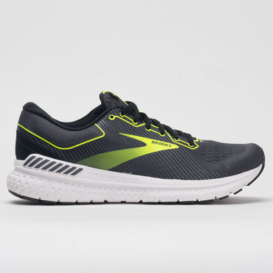Brooks Transcend 7 Men's Black/Ebony/Nightlife