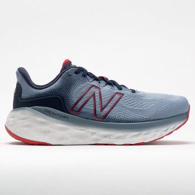 New Balance Fresh Foam More v3 Men's Ocean Gray/Velocity Red/Eclipse