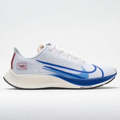 Nike Air Zoom Pegasus 37 Premium Men's White/Game Royal/Gym Red