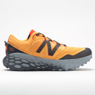 New Balance Fresh Foam More Trail Men's Habanero/Ocean Gray