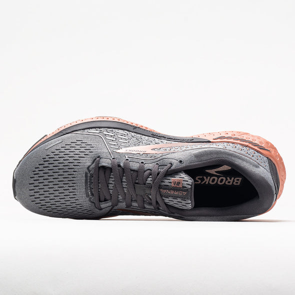 Brooks Adrenaline GTS 21 Metallics Collection Women's Grey
