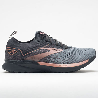 Brooks Ricochet 3 Metallics Collection Women's Grey