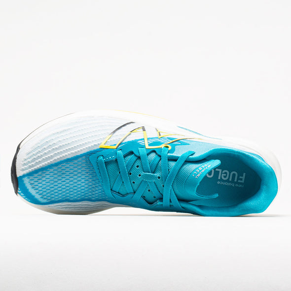 New Balance FuelCell Rebel v2 Women's White/Virtual Sky/Virtual Sky