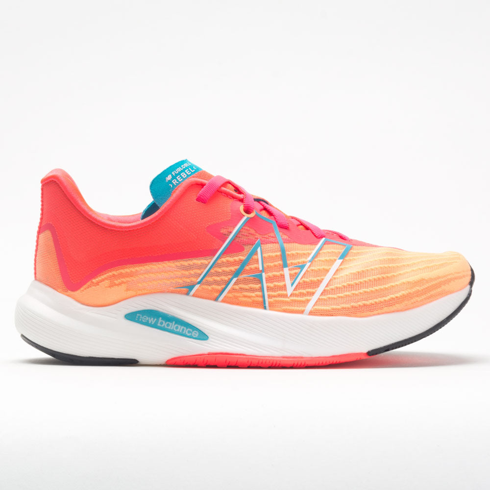 new balance coral trainers women
