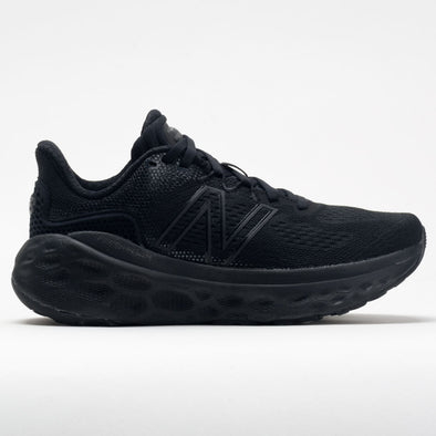New Balance Fresh Foam More v3 Women's Black/Black/Black Metalic